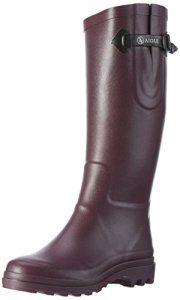 Aigle Aiglentine, Bottes de Pluie Femme – Violet (Aubergine) FR :38: Tweet La paire de bottes idéale pour vos sorties sous la pluie…