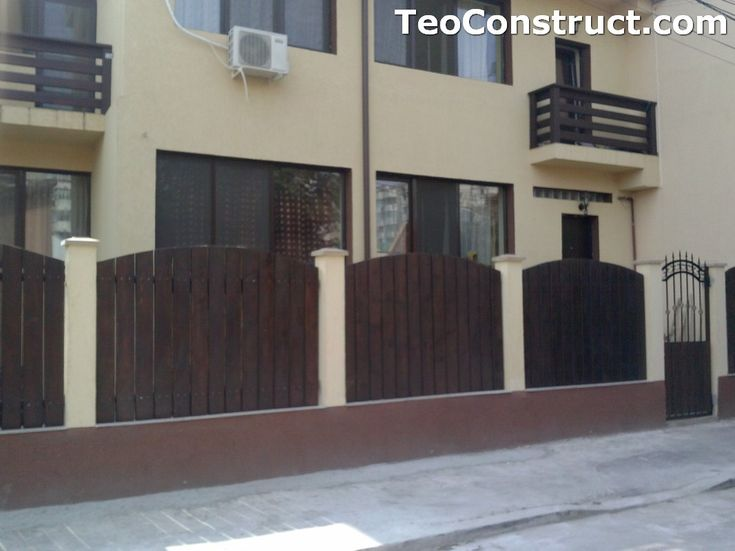 Garduri din lemn Oradea 13
