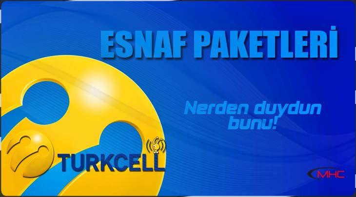 Turkcell Esnaf Paketleri Reklam Filmi | Nerden Duydun Bunu |