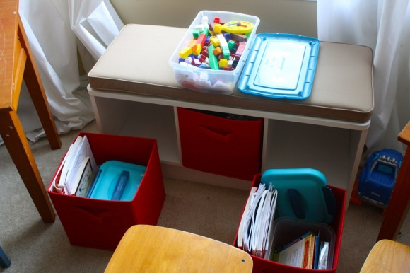 PRESCHOOL TO FIRST GRADE CURRICULUM AND ORGANIZATION