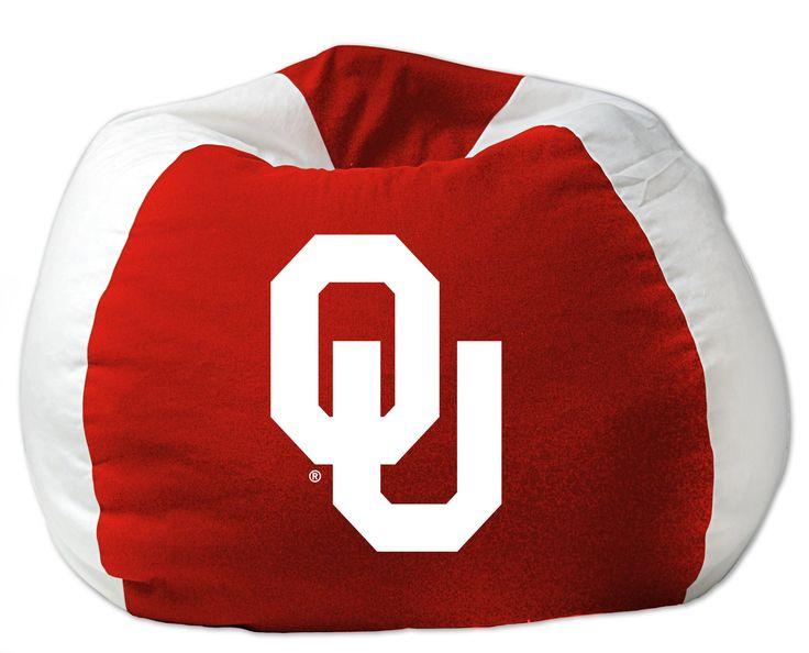 Oklahoma College Bean Bag Chair