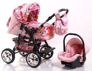 Baby Cave Pink #Pram