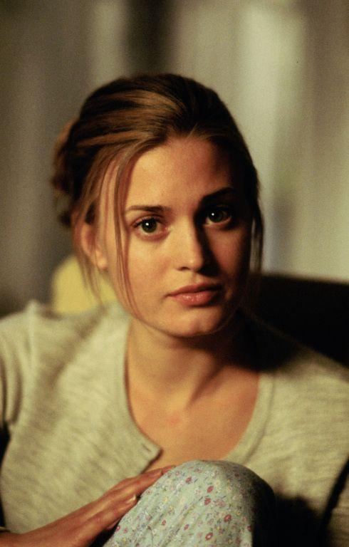 Jane Hoyt . . . school teacher and protagonist (Brooke D'Orsay)