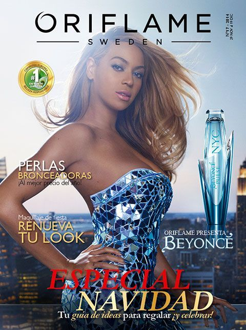 Bellonce is an Oriflame girl.... YOU CAN DO IT, TOO!!!