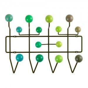 Appenditutto da parete Vitra.  Dimensioni: 50.5 x 37.0 cm, di colore Verde