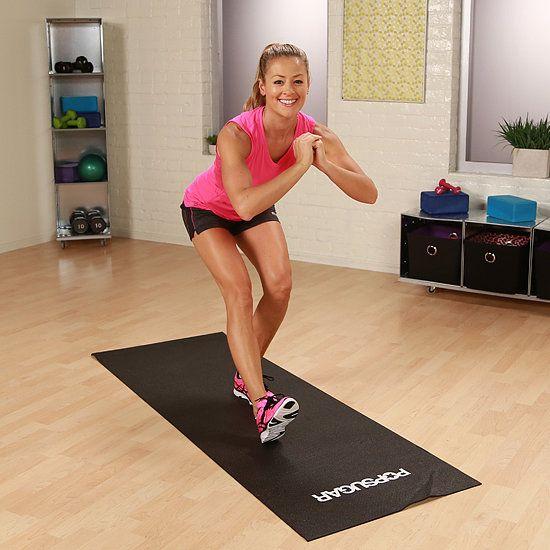 Short-Shorts Workout: Leg- and Butt-Toning Moves
