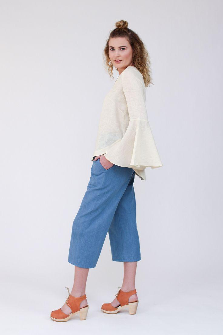 Dove blouse