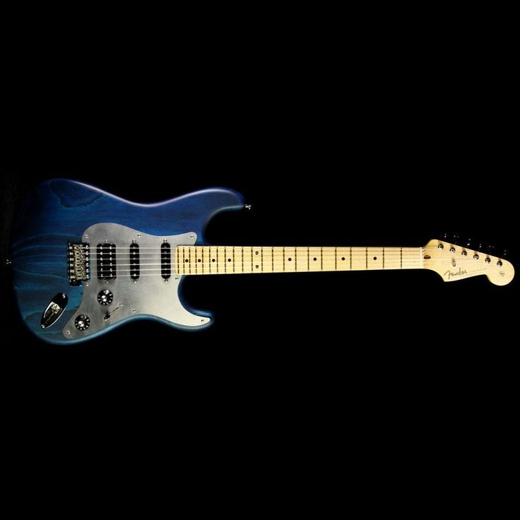 Used 2015 Fender Custom Shop Masterbuilt Jason Smith Stratocaster Guitar Satin Trans Turquoise