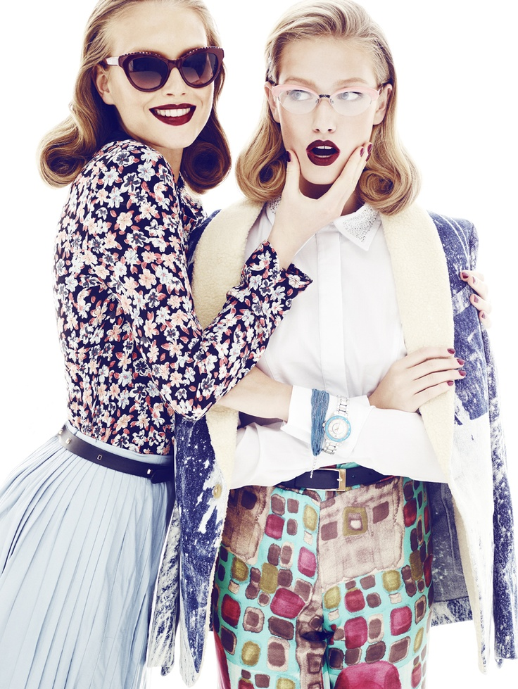 Glamour Personal Shopper with #Hair & #MakeUp by Barbara Bertuzzi for Urban Tribe! #fashion #editorial