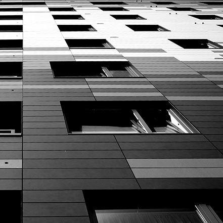 Material Matters: Wood #manser #wood #timber #london #apartment #block #modern #spruce #plank #cross #laminated #stadthaus #cnc