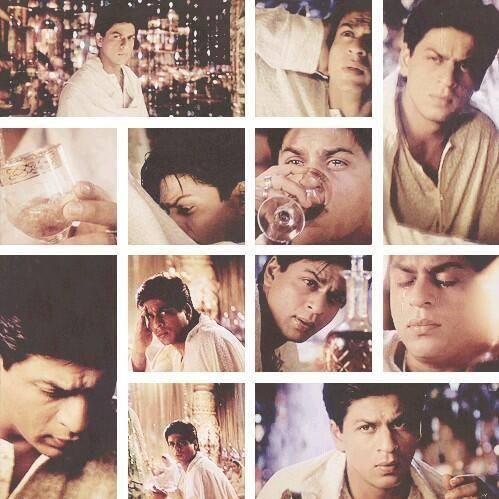 Shah Rukh Khan - Scenes from Devdas (2002)