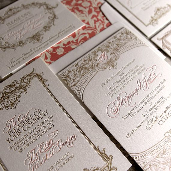 Best 25+ Baroque Wedding Ideas On Pinterest
