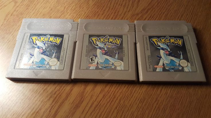 pokemon silver pokemon silver pokemon silver do not save