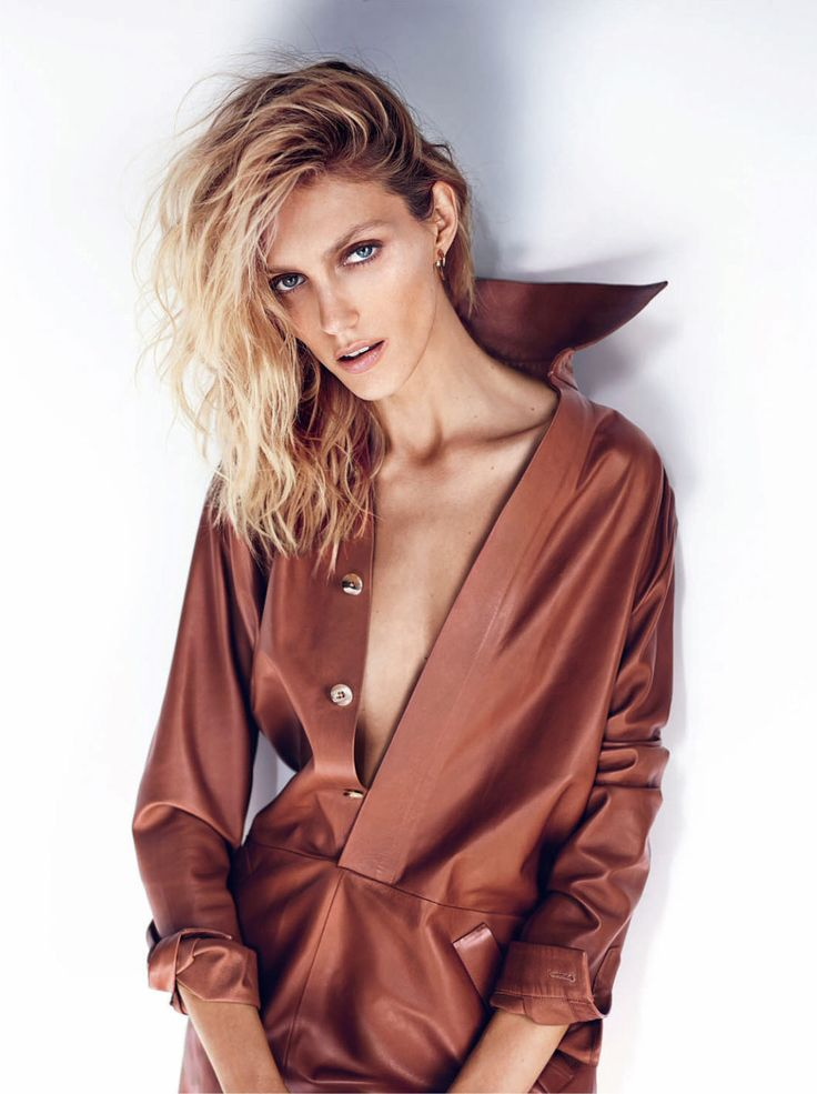 visual optimism; fashion editorials, shows, campaigns & more!: the pre-fall pieces: anja rubik by marcin tyszka for uk elle july 2015
