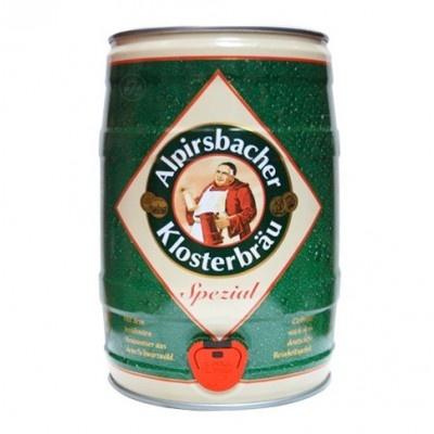 Fut de bière Allemande ALPIRSBACHER EXPORT SPEZIAL