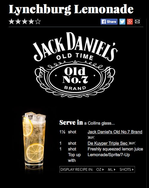 124 best images about jack daniel 39 s cocktails on pinterest tennessee jack daniels honey and. Black Bedroom Furniture Sets. Home Design Ideas