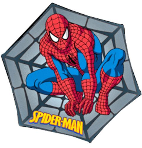 Spiderman Rug (for The Kidu0027s Room!)