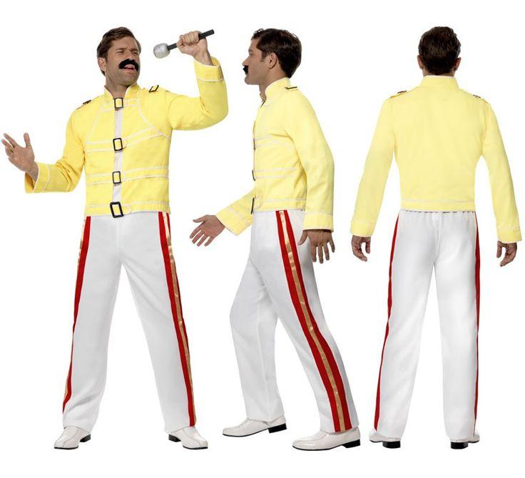#Disfraz de Mito del #Rock para #Hombre. #disfrazzes #disfraces