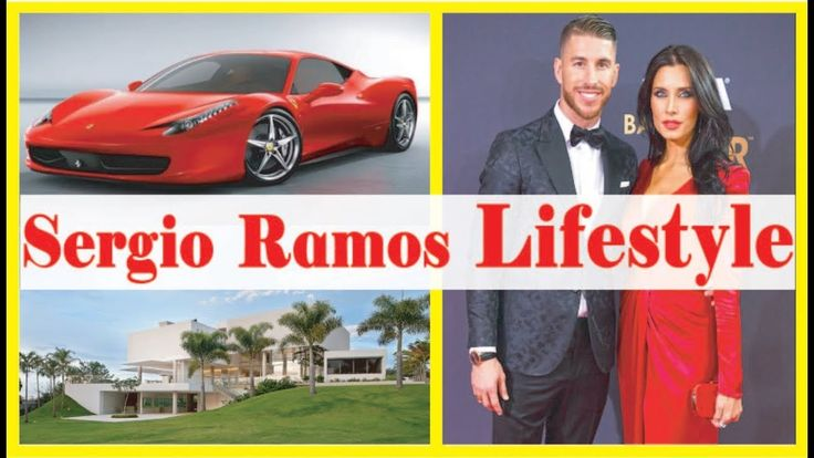 Sergio Ramos Lifestyle 2017 ★ Net Worth ★ Biography ★ House ★ Car ★ Income ★ Wife ★ Family https://youtu.be/thDk0A552iU