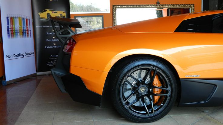 Lamborghini LP670-4 SV – Fireball – profesjonalne kosmetyki samochodowe oraz powłoki ceramiczne