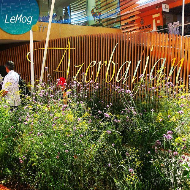 Expo 2015 Milano Blog: Pavilions of Expo 2015 Milano : AZERBAIJAN