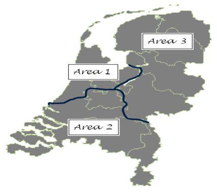 Rayonering van Nederland