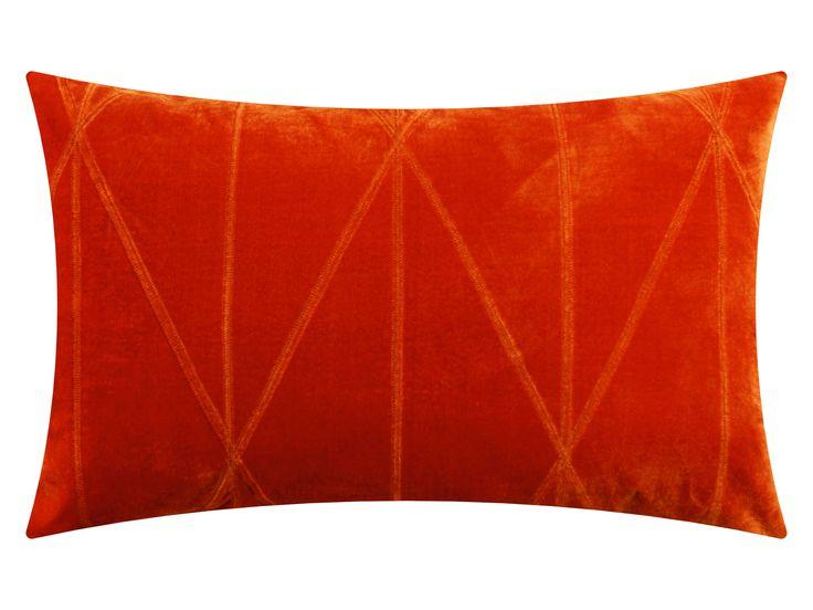 Harlequin orange glow, 65x40cm