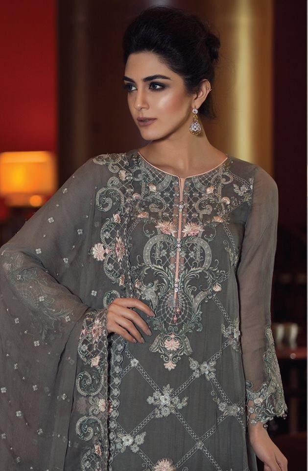 Mbroidered Eid Dresses
