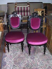 1800-l lopun tuolit