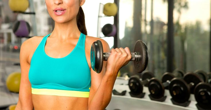 Why You Need to Be Lifting Weights If You Want to Lose Weight