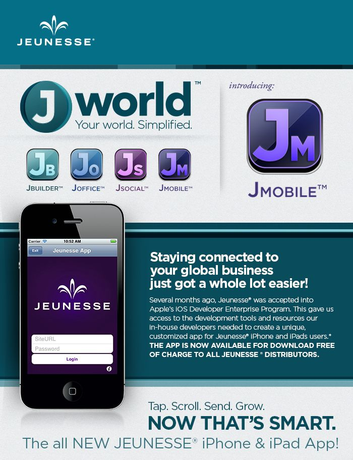 You have everything you need right here.. well almost.. everything.. Interested in building in a way so that you NEVER have to build again.. then you want to know how to build you list and then introduce them to JWorld.. Click Here For More Details #JuenesseJWorld #JWorld #JMobile #Jeunesse