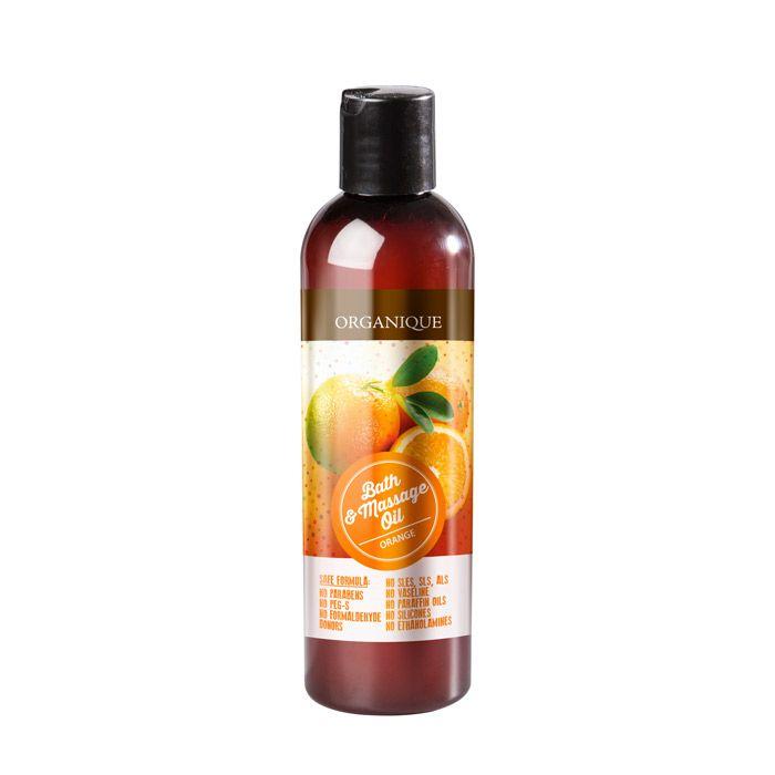 Olej do kąpieli i masażu Pomarańcza 250 ml