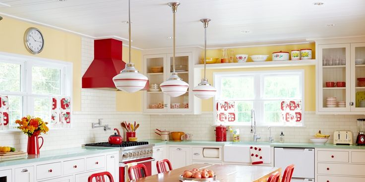 This Is The Best Color To Paint Your Kitchen - ELLEDecor.com