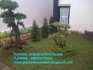 Tukang Taman pondok pinang, cipulir, grogol Jakarta selatan
