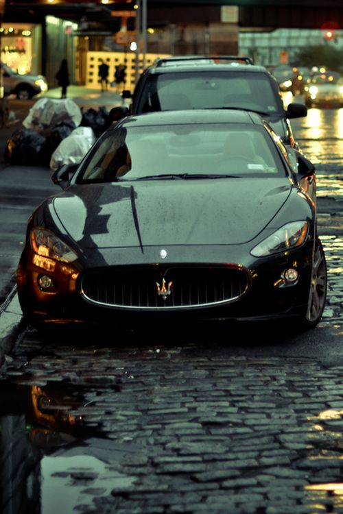 Maserati Gran Turismo ♥ www.luxuryworld.altervista.org