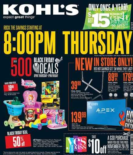 Earn 9.4% more savings at Kohl's while shopping online - on top of clearance, sales and COUPONS. Find out more at save.moneybackking.com.
