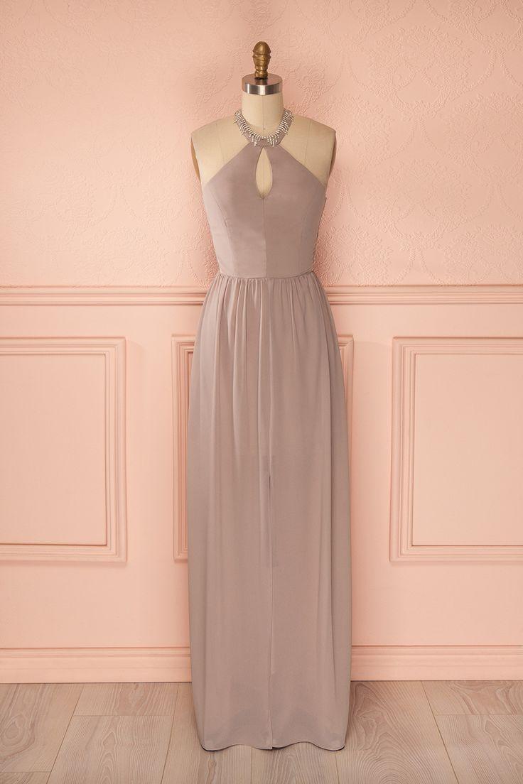 ... Robes De Demoiselle Dhonneur Beiges sur Pinterest  Demoiselles d