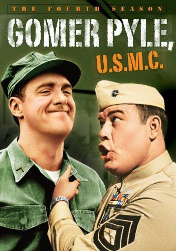 Gomer Pyle, U.S.M.C. - originally aired on CBS from September 25, 1964, to May 2, 1969. The series was a spin-off of The Andy Griffith Show, and the pilot episode was aired as the season finale of the fourth season of its parent series on May 18, 1964. The show ran for five seasons and a total of 150 episodes.