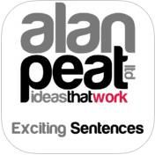 Education App: Alan Peat's Exciting Sentences