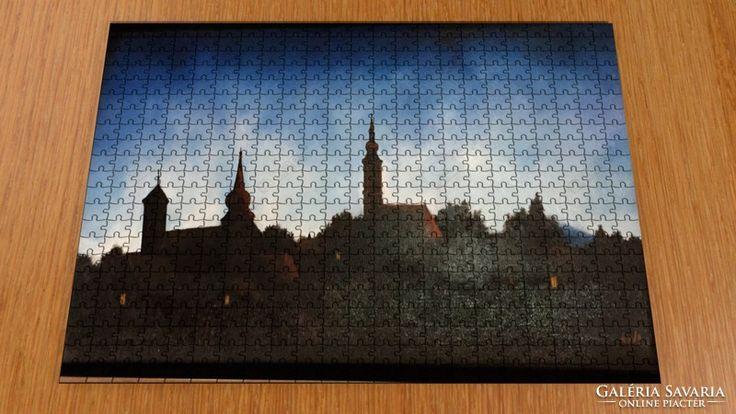 Puzzle - kortárs művész festménye a kirakón 5.