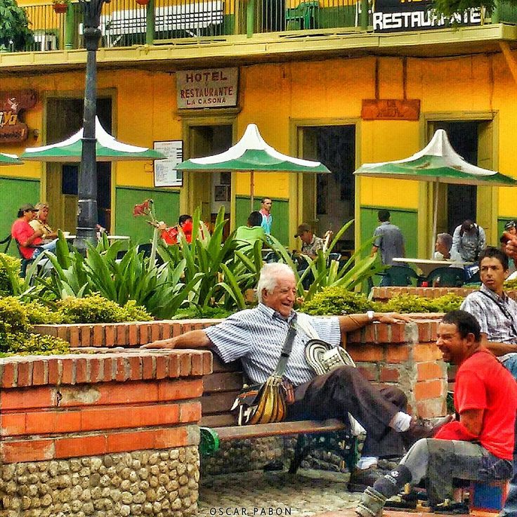 #Felicidad   Jerico, Antioquia, #Colombia by oshil_ via Instagram