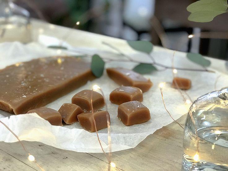 Akkurat passe seige karameller – som er lette å lage!