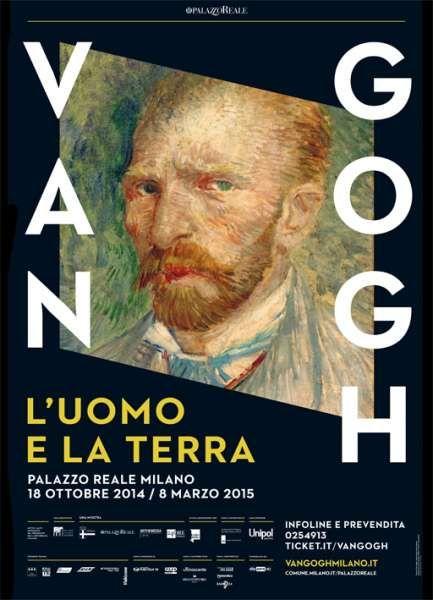 Mostra Van Gogh Palazzo Reale Milano