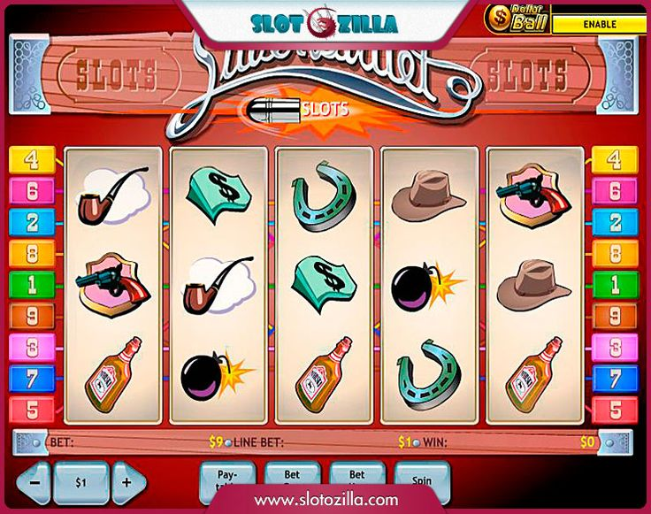 Silver Bullet free #slot_machine #game presented by www.Slotozilla.com - World's biggest source of #free_slots where you can play slots for fun, free of charge, instantly online (no download or registration required) . So, spin some reels at Slotozilla! Silver Bullet slots direct link: http://www.slotozilla.com/free-slots/silver-bullet