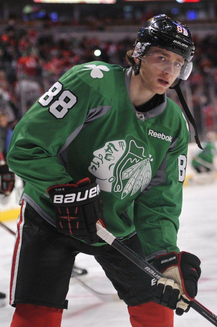 Patrick Kane • Chicago Blackhawks • Source: GF Hockey / Tumblr
