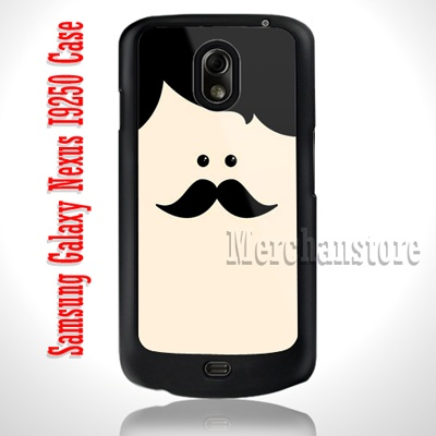 Mr. Mustache Samsung Galaxy Nexus I9250 Case