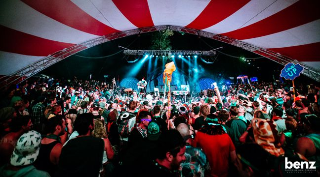 Dance to some of the world's best DJs in a spectacular concert venue in the beautiful Kootenay region of British Columbia. Don't miss Shambhala Music Festival, Salmo River Ranch, BC, Canada.
