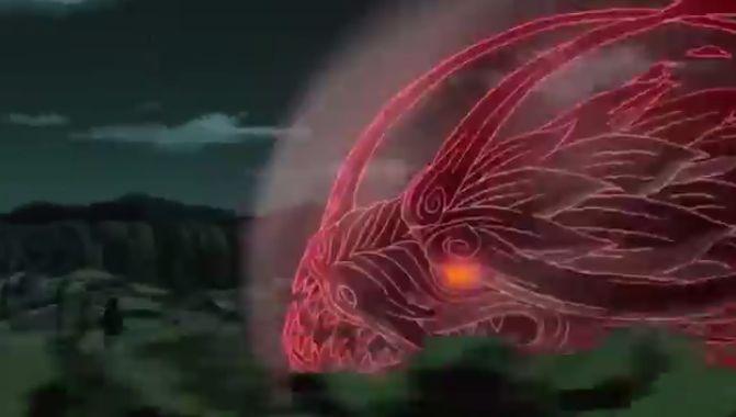 Naruto Kakashi Dies Might Guy's dragon cha...