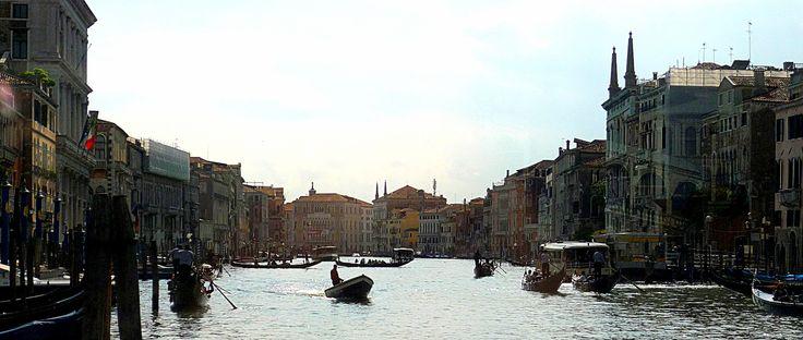 Venezia Canal Grande by L.Spagnolo