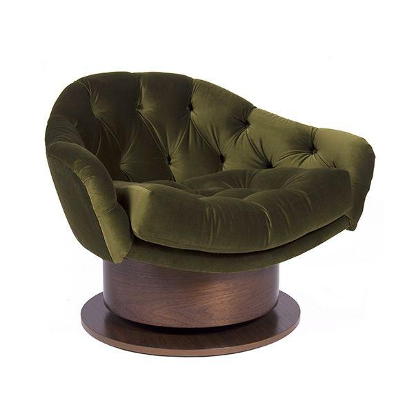 swivel club chair 1